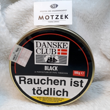 Danske Club - Black - ehemals Black Luxury - 100gr.