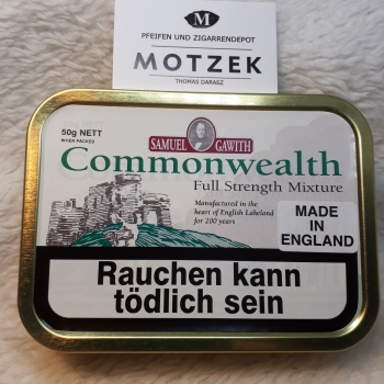 Samuel Gawith Commonwealth - 50gr.