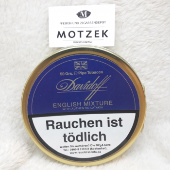 Davidoff English Mixture - 50gr.