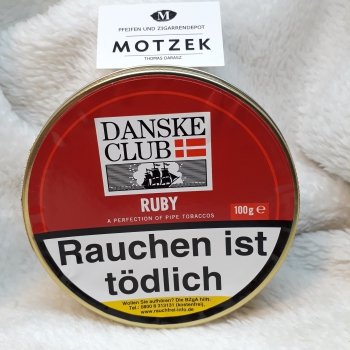 Danske Club - Ruby- ehemals Cherry 100gr.