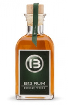 Bentley Rum B13 Double Wood Rum (0,1 l / 40 % Vol.)