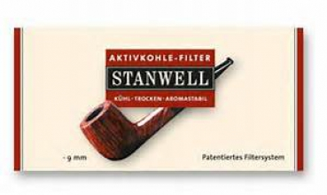 Stanwell 100St. Filter - 9mm