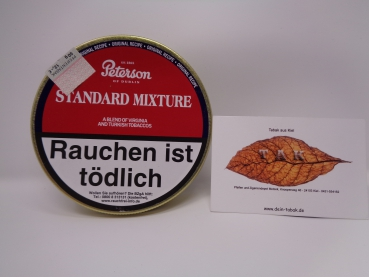 Peterson's - Standard Mixture - 50gr.
