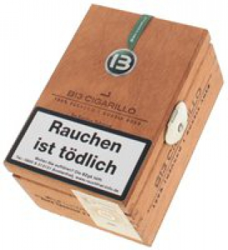 Bentley - B13 Cigarillo - 25 Stück