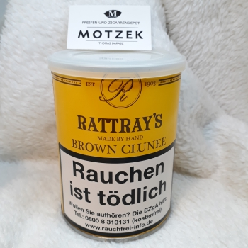 Rattray's Brown Clunee - 100gr.