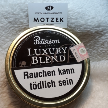 Restbestand ! Peterson's »Luxury Blend« 50g Dose