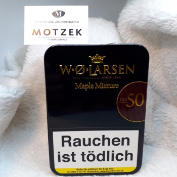 W. Ø. Larsen »Selected Blend No. 50 - Maple Mixture« - 100gr.