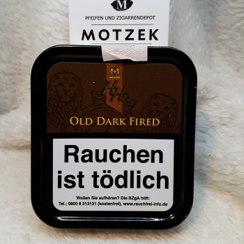 Mac Baren HH »Old Dark Fired - 100gr.