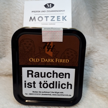 Mac Baren HH »Old Dark Fired - 50gr.