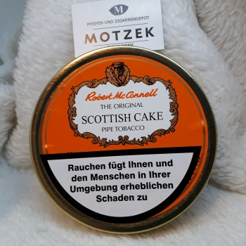 Robert McConnell Scottish Cake - 50gr.