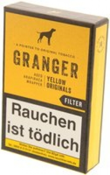 Granger Originals Cigarillos Yellow Filter - 14 Stück